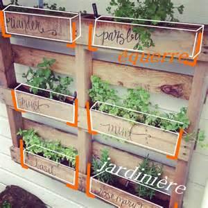 Superbe Jardiniere Avec Palette Bois #1: jardini%C3%A8re+palette.jpg