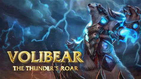 lol lol volibear league of legends wallpaper volibear desktop