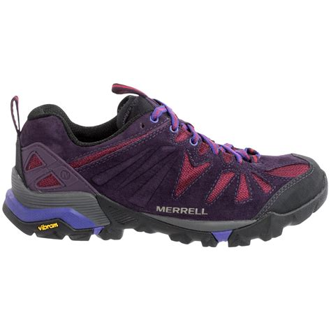 merrell trail shoes womens merrell capra trail shoes for save 46