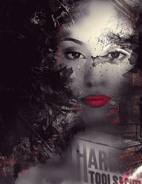 tutorial photoshop photo manipulation the creation process of urbanized photo manipulation in