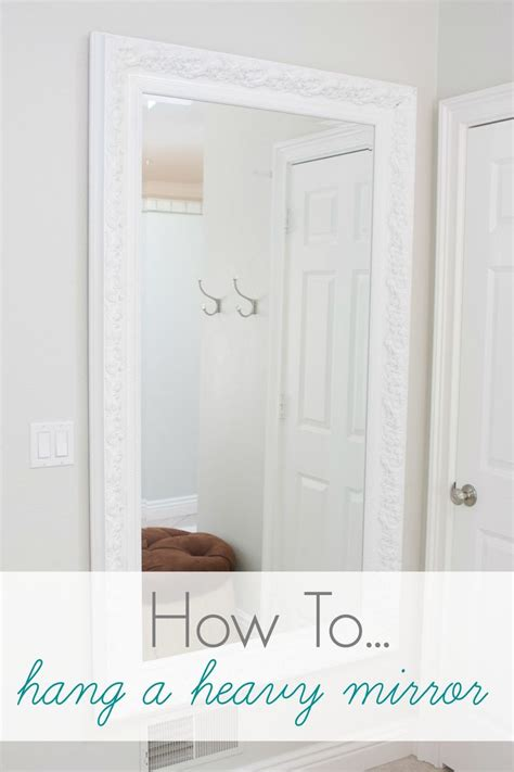 how to hang a heavy picture frame without nails 1000 ideas about hanging heavy mirror on pinterest how