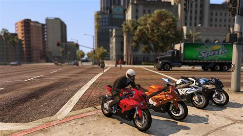 Motorrad Tuning Gta 5 by 100 Bikes Add On Compilation Pack Gta5 Mods