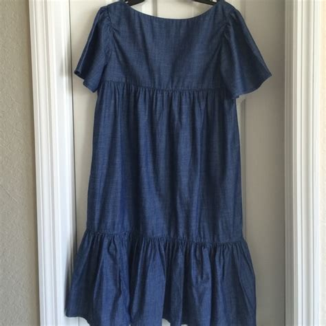 55 zara dresses skirts zara basic denim dress