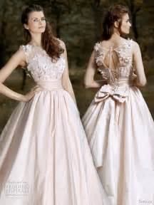 flowery wedding dresses papilio 2011 wedding dresses wedding inspirasi
