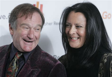 robin williams biography in spanish marsha garces she was robin williams former wife also