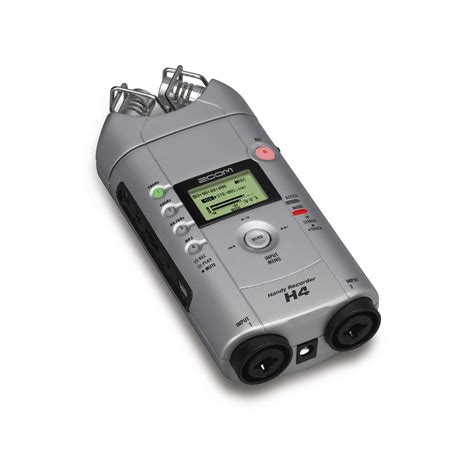 zoom sound h4 handy recorder zoom