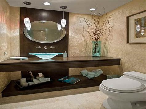 Modern Guest Bathroom Ideas Bathroom Contemporary Guest Powder Bathroom Ideas How To Decorate Powder Bathroom Ideas Powder