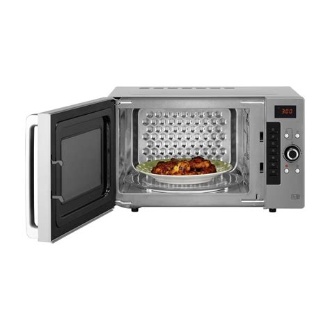 Microwave Oven Gril 28l easy steam cleaning stainless steel combination microwave oven with grill microwave ovens