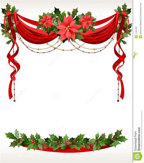 Christmas Frames Clip Art #159175