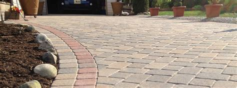 Unilock Concrete Pavers Pavers Concrete Pavers Segmented Walls From Unilock