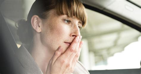 motion sickness self driving cars linked to motion sickness
