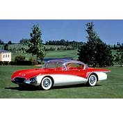 Buick Centurion Concept 1956 – Old Cars