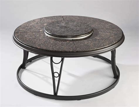 granite table top cover outdoor greatroom granite 42 inch gas pit table