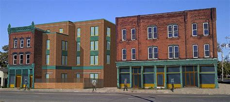 Apartment Help Two Building Save Apartment Project Funding Approved