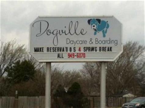boarding tulsa dogville daycare boarding tulsa ok