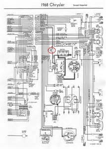 1968 chrysler newport wiring diagram