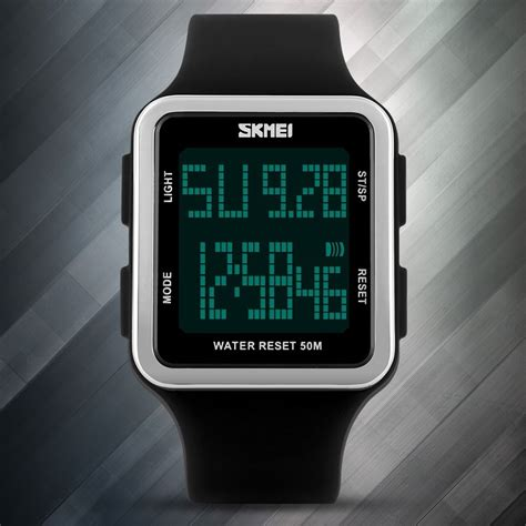 Skmei Jam Tangan Digital Pria Dg1139 Black 62own5 skmei jam tangan digital pria dg1139 black