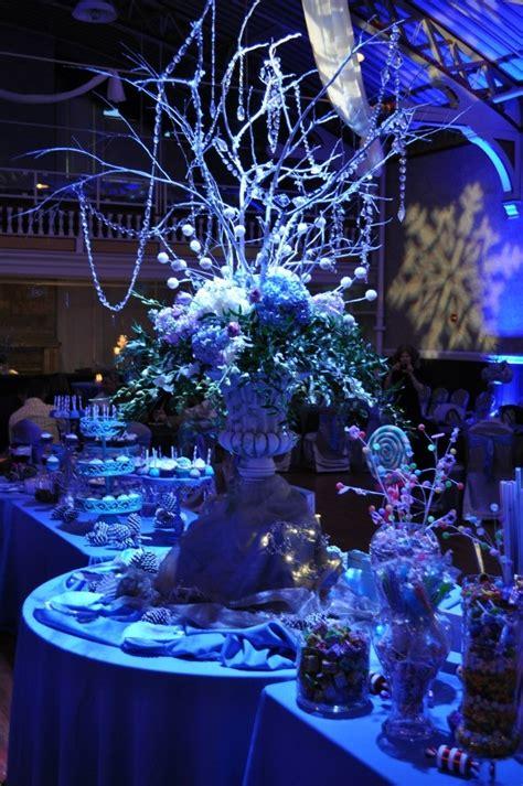 winter wonderland centerpiece wedding stuff pinterest