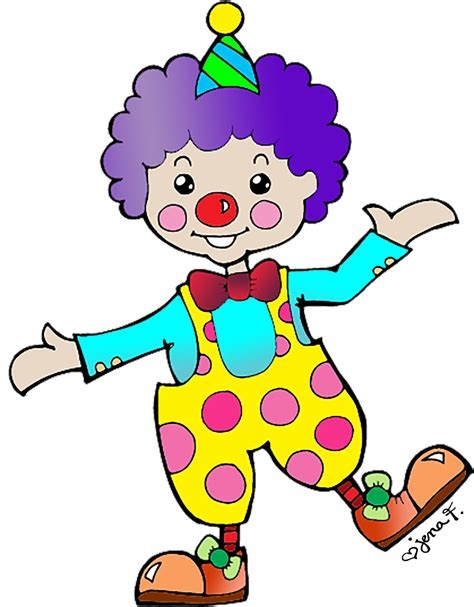 clown clipart happy clown clipart