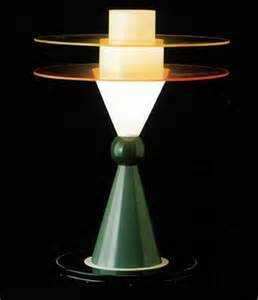 ettore sottsass bay lamp nova68 modern design