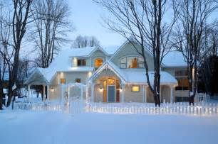 Winter House by How To Prepare Your Home For Winter