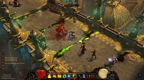diablo console pictures of blizzard on diablo iii console 1 1