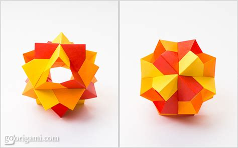 Home Origami - origami polyhedra gallery go origami