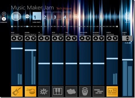 software for making house music free windows 8 music maker app music maker jam