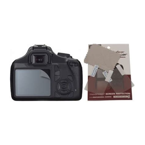 Lcd Canon 600d easycover f 243 lie na lcd display pro canon eos 600d 60d