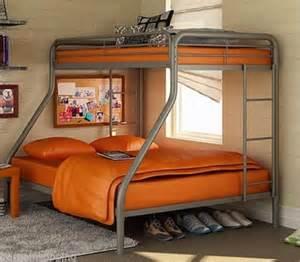 metal bunk beds twin over full interior amp exterior doors