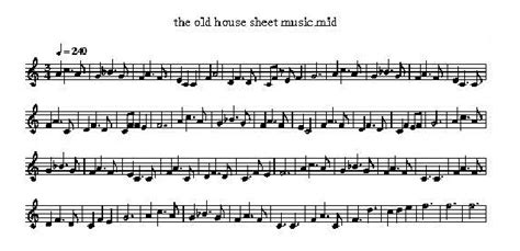 this old house music the old house chords sheet music and lyrics irish folk songs