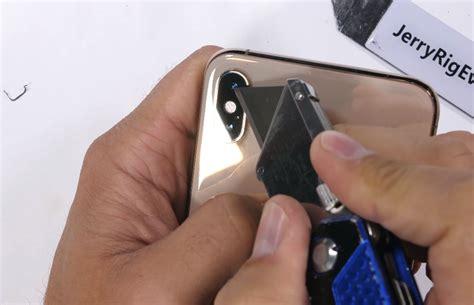 la solidit 233 de l iphone xs max est 224 la hauteur de prix meilleur mobile