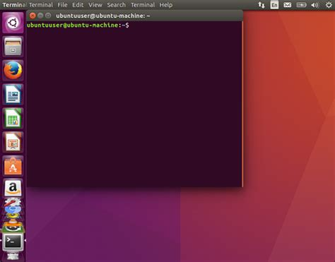 tutorial ubuntu terminal ubuntu command line