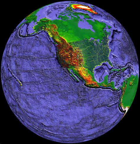 earth s geophysicists detect evidence of large amounts of water in