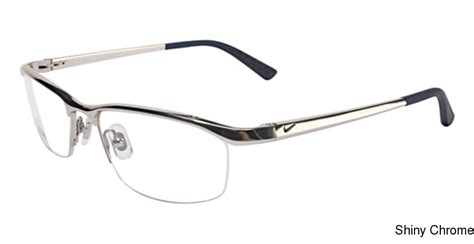buy nike 6037 semi rimless half frame prescription
