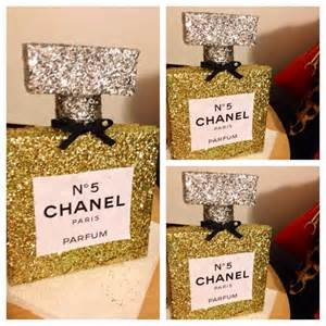 Chanel Inspired Home Decor Diy With V Chanel Perfume Room Decor Inspired By