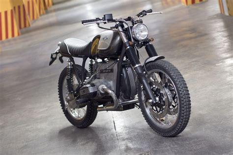 Scrambler Motorrad bmw scrambler by officine rossopuro motorrad fotos