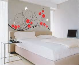 Paint Ideas For Bedrooms Walls Pics Photos Walls Wall Painting Designs For Bedrooms