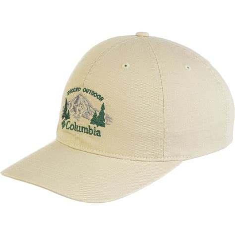 Fossil Pinewood by Columbia Roc Graphic Baseball Cap Backcountry