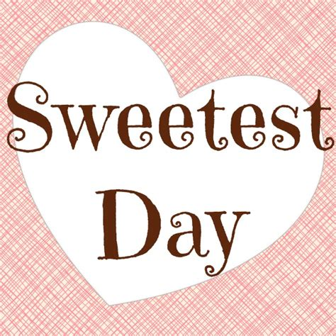sweetest day pictures images page sweetest day is almost here in the fishbowl