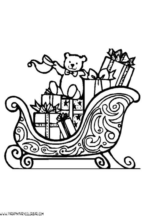 imagenes animadas d navidad para pin dibujos navidad para colorear regalos 041