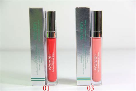Harga Wardah Exclusive Matte Lip Review toko kosmetik dan bodyshop 187 archive wardah