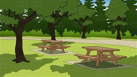 picnic  park table clipart clipground