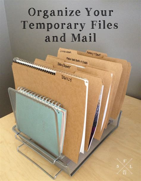 pa perfiles how to organize your papers home paperwork organization