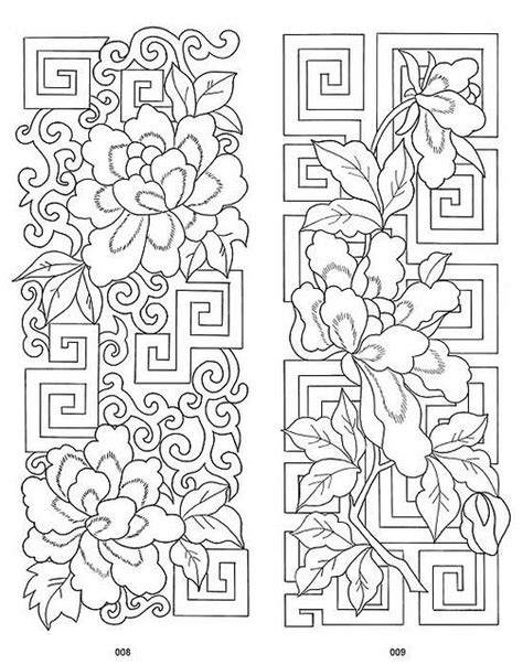 traditional chinese designs 17 best images about clip art coloring pages on
