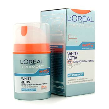 Loreal Extraordinary 50ml Colored Hair Styling Protection expert white activ 360 turnaround whitening