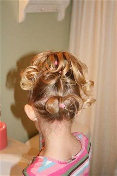 fancy kid hair fancy nancy hair girl s hair pinterest fancy