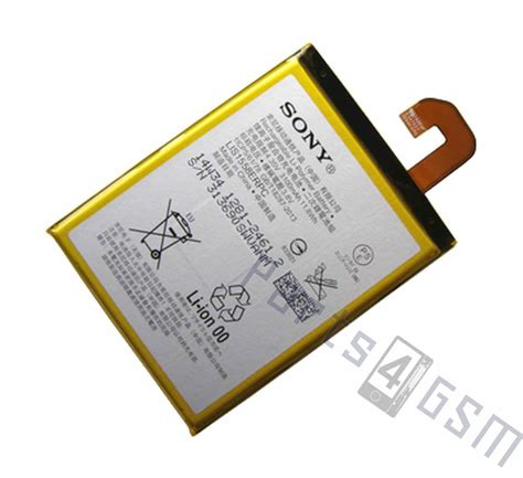 sony xperia z3 battery 1281 2461 3100 mah parts4gsm