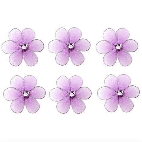 "Mini Flower Purple Lavender Small Artificial Flower Girl Room Baby Shower 6pc 2""   eBay"