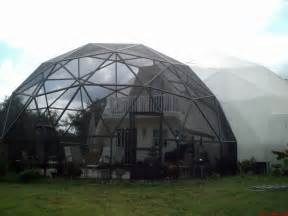 geodesic house dome home